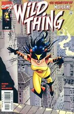Wild Thing (1999 Wolverine's Daughter) #2B VF