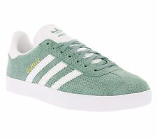 NEW adidas Originals Gazelle Shoes Women's Sneaker Trainers Green BB5494 Sports