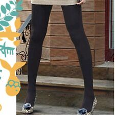 New Winter Slim Fleece Tights Pantyhose Warmers Stockings Pants 5 Colors ED