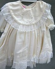 NWT Special Occasion Dress & matching Bloomers, available in sizes 12mo.& 24 mo.