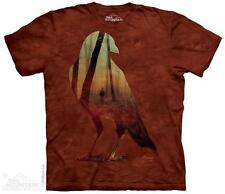 CROW WOODS ADULT T-SHIRT THE MOUNTAIN