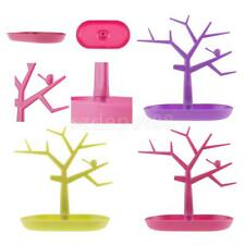 Jewelry Necklace Ring Earring Deer Tree Stand Display Organizer Holder Show Rack