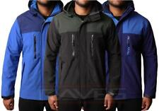 Mens Mountain Fashion Warm Fleece Lined Winter Ski Jacket Coat Overcoat FORCE
