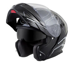 Scorpion EXO-GT920 Satellite Modular Helmet Silver Free Size Exchanges