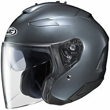 HJC IS-33 II Anthracite Helmet Sun Shade & Peak Visor Free Size Exchanges