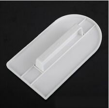 Cake Smoother Decorating Cutter Fondant Sugarcraft Icing Mold Polisher Tools New