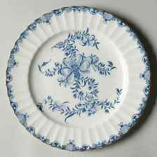 Royal Worcester MANSFIELD BLUE Luncheon Plate S637950G3