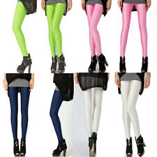 Fashion Women Slim Stretch Skinny High Waist Trousers Leggings Pencil Pants