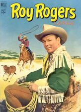 Roy Rogers Comics (1948-61 (And Trigger, # 92 on) #52 GD/VG 3.0 LOW GRADE