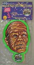 UNIVERSAL STUDIOS MONSTERS COLLECTIBLE WALKWAY DECORATIONS THE MUMMY