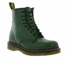 NEW Dr. Martens Smooth Boots Womens Boots Leather boots Green 10072310 SALE WOW