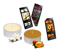 Scented Tealight Candle - Candles Tealights Nightlights - Fragrance Choice