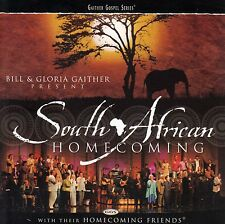BILL & GLORIA GAITHER South African Homecoming With Friends CD Christian