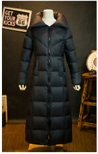 Womens Puffer Coats Winter 90% Duck Down Long Jacket Thick Warm Overcoat Outware