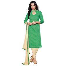 Ready Made Silk Embroidered Salwar Kameez Suit Indian Pakistani-Butter-1012