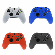 2 Pack Protective Soft Silicone Gel Skin Case Cover for XBOX One Controller
