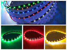 30cm 15 SMD 3528 LED Flexible Strip Light Car Lamp Waterproof 12V