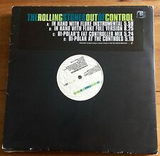 """Rolling Stones - Out Of Control 2 X 12"""" vinyl"""