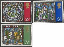 Great Britain 1971 CHRISTMAS (3) Unhinged Mint SG 894-6