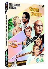 South Pacific/The King And I/Oklahoma! [DVD], Very Good Condition DVD, Shirley J