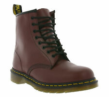 New Dr.Martens 1460 8-Eye Cherry Red Boots outdoorstiefel Red Casual