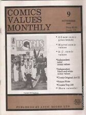 Comics Values Monthly (1986) #9 FN