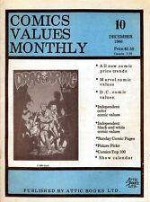 Comics Values Monthly (1986) #10 FN