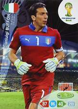 PANINI ADRENALYN WORLD CUP BRAZIL 2014 - ITALY Base Cards - TO CHOOSE