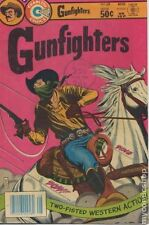 Gunfighters (1966 Charlton) #68 FN 6.0
