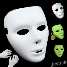 Jabbawockeez Mask Masquerade Party Ghost Dance Hip-hop Fancy Dress Accessory