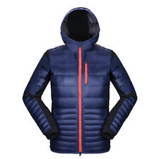 New Mens Winter Puffer Duck Down Ultra-light Warm Parka Jacket Sport Casual Coat