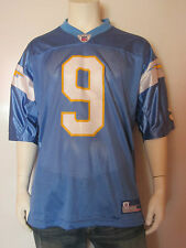 NFL JERSEY SAN DIEGO CHARGERS 9 BREES various SIZES