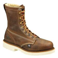 New Thorogood 8 Inch American Heritage Safety Toe 804-4379 Men's Brown Work Boot