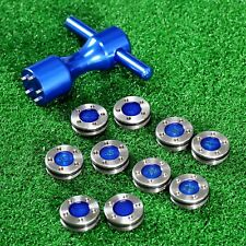 5/10/15/20/25g Blue Golf Putter Weights & Wrench for Titleist Scotty Cameron