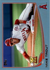 2013 Topps Wal-Mart Blue Border #27 Mike Trout