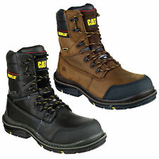 CAT Caterpillar Doffer S3 Composite Safety Steel Toe Waterproof Mens Work Boots