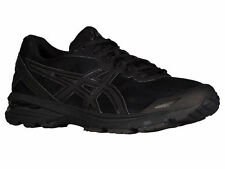 NEW MENS ASICS GT-1000 V5 GEL RUNNING SHOES TRAINERS BLACK / ONYX