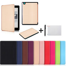 "Luxury Case Cover For 7.8""  Kobo Aura One eReader + Stylus +Screen Protector LOT"