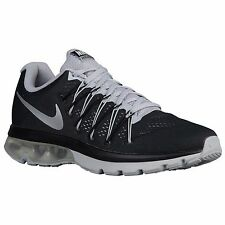 NIKE AIR MAX EXCELLERATE 5 BLACK SILVER WHITE MENS SHOES **FREE POST AUSTRALIA