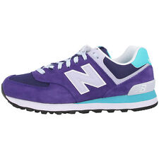 NEW BALANCE WL 574 CPH WOMEN'S SHOES PURPLE TURQUOISE WHITE WL574CPH TRAINERS