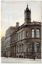 Early PERTH Sandeman Library Scotland Postcard