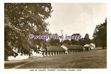 rp01376 - Warners Holiday Camp , Puckpool , Ryde , Isle of Wight - photograph