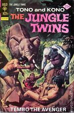 Jungle Twins (1972 Gold Key) #16 VF
