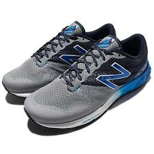 New Balance MT690RG1 4E Extra Wide Grey Blue Mens Trail Running Shoes MT690RG14E