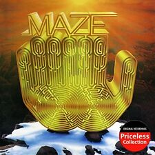 MAZE-GOLDEN TIME OF DAY-CD  NEW