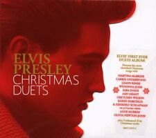 ELVIS PRESLEY CHRISTMAS DUETS DIGIP-CD RCA INT. NEW