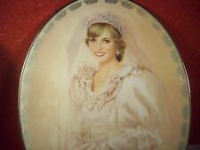 """Bradford Exchange Collector Plate""""The People's Princess"""" Diana Princess of Wales"""