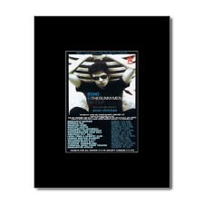 ECHO AND THE BUNNYMEN - UK Tour 1999 Matted Mini Poster