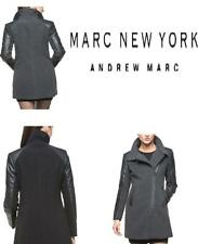 NEW! WOMENS MARC NEW YORK ANDREW MARC ADELE LONG WOOL BLEND JACKET COAT VARIETY