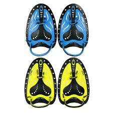 Men Adjustable Swimming Hand Paddles Fins Flippers Training Pool Diving P2O1